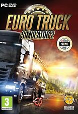 Euro Truck Simulator 2 (PC CD) BRAND NEW SEALED ENGLISH VERSION