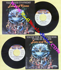 LP 45 7'' LOVE AND KISSES Thank god it's friday You're the most no cd mc dvd(*)