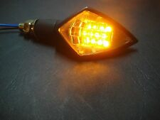 2x Mini Led Indicador Ghost Ducati 350vento, Xl 350, Monster 400,450 Scr,450 T/s