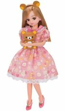 San-X Rilakkuma X Licca chan doll Takara Tommy LD-15 from Japan cute doll NEW