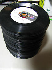 "Nice Lot Of 50 45's Records Jukebox 7"" various artists"