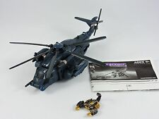 BLACKOUT helicopter Premium Series TRANSFORMERS Movie 2007 Voyager Class chopper