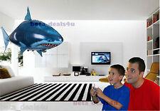 Air requin poisson nageur de vol-Remote Controlled RC Jouet Enfants Cadeau de Noël