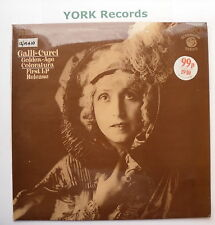 AMELITA GALLI-CURCI - Golden Age Of Coloratura - Ex Con LP Record RCA Victrola