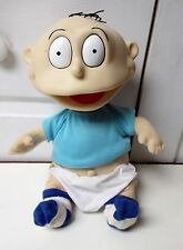 Vintage Rugrats doll Talking Tommy Pickles 1997 nickelodeon mattel rare!