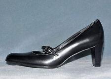 Women's Ann Taylor Loft Black Leather Pumps - Size 7.5 M