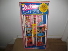 Vintage 1977 Barbie Townhouse with Elevator in Original Box #7825
