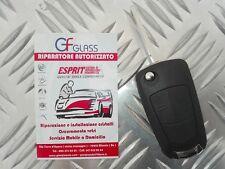 COVER CHIAVE GUSCIO PER TELECOMANDO 2 TASTI Opel VECTRA ASTRA TIGRA CORSA