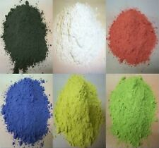6 X 100g STANDARD COLOUR  POWDER PAINT WASHABLE NON TOXIC
