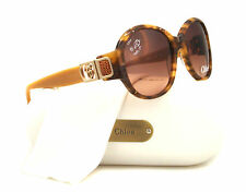 NEW Chloe Sunglasses CL 2241 Beige CO3 CL2241 57mm