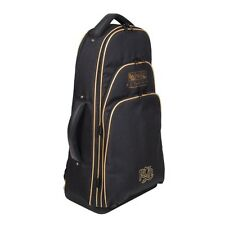 RG Hardie Piper Deluxe Bagpipe Case Black Highland Bagpipes Rucksack Luxury