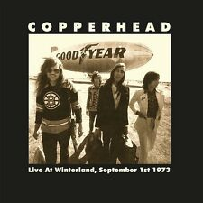 Copperhead - Live At Winterland, September 1st 1973. BRAND NEW CD