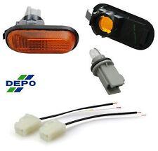 92-95 Civic EG6 Si SiR JDM Amber Side Marker Lights PR
