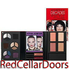 Auth New SMASHBOX Masters Class 10 DECADES OF STYLE Eyeshadow Bronzer Makeup Kit