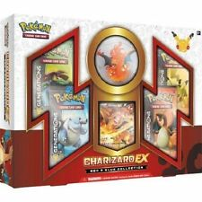 Charizard EX Red and Blue Booster Box POKEMON TCG Generations 20th Anniversary