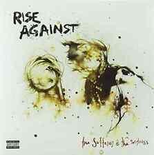 RISE AGAINST-SUFFERER & WITNESS  VINYL LP NEW