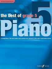 Best of Grade 5 Piano (Best of Grade Series), Staff, Alfred Publishing, New Book