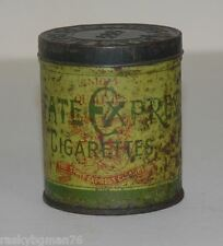 State Express Cigarette Tin