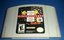 Namco Museum 64 (Nintendo 1999) N64 Video Game Tested Works Very Good Condition