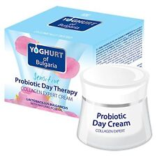 PROBIOTIC Anti Wrinkle Day Cream YOGHURT OF BULGARIA 50ml with Rose oil