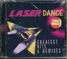 Laserdance ‎– Greatest Hits & Remixes (Factory Sealed/Fabryczna folia)