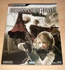 Par résonance magnétique of Fate-bradygames-Guide-jeux conseiller-ETAT NEUF