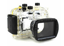 Meikon Underwater Waterproof Camera Housing Diving Hard case for Canon G12 G11 0
