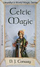 NEW - Celtic Magic (Llewellyn's World Religion & Magick) by Conway, D.J.