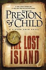 THE LOST ISLAND unabridged audio book CD by PRESTON & CHILD (9 CDs / 11 hours)