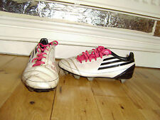 ADIDAS F50 FOOTBALL BLADES BOOTS SIZE 3 GOOD CONDITION