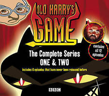 Old harry's game: the complete series one & two by andy hamilton (cd-audio, 200...
