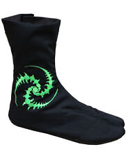Original UV Ninja botas de Space tribe hippie Goa zapatos laursen tipo tabi botas 3