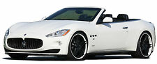 "Novitec NM3 20/21"" Custom Painted Wheels With Tires - Maserati Gran Turismo"