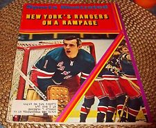 Sports Illustrated March 6 1970  New York Rangers