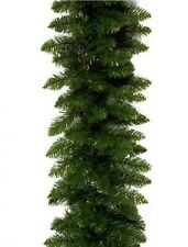 New Green Canadian Pine Garland Christmas Decoration 2.7m Long x 30cm Artificial
