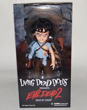 Living Dead Dolls: EVIL DEAD 2 - ASH Mezco