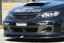 CARBON FIBER CS STYLE FRONT BUMPER BRAKE DUCTS FOR IMPREZA 10 GR A/B STI GRB GRF