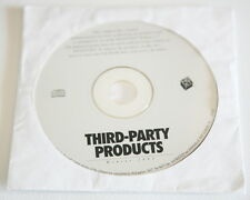 THIRD PARTY PRODUCTS Winter 1995 CD-ROM for NeXTstep 3.3 NeXT Cube, NeXTstation