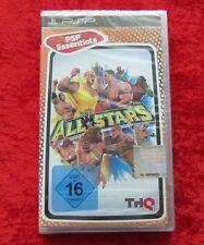 WWE All Stars, Sony PSP Spiel, PlayStation Portable Neu, deutsche Version