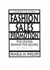 Fashion Sales Promotion: The Selling Behind the Selling, Second Editio-ExLibrary