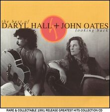 Daryl Hall & John Oates - Very Best Greatest Hits Collection RARE CD 70's 80's