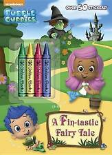 A Fin-Tastic Fairy Tale (Bubble Guppies) by Golden Books (Paperback /...