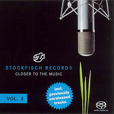 Stockfisch | Records-closer to the Music Vol. 3 SACD NUOVO
