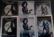 TOP AFFAIRE : LOT DE 4 DVD UNDERWORLD EN TBEG A SAISIR