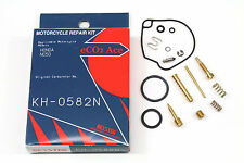 New Carburetor Rebuild Kit 77-81 Honda NC50 Express Carb Repair Set #W119