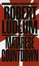 The Matarese Countdown by Robert Ludlum (1998, Paperback) CC973
