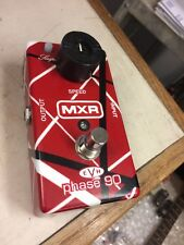 MXR Phase 90 EVH model Guitar Effect Pedal Excellent shape