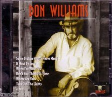 DON WILLIAMS Some Broken Hearts Never Mend Classic 80s Country IT MUST BE LOVE