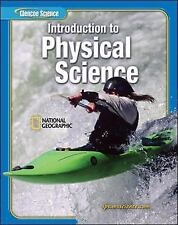 Glen Sci Intro Physical Sci: Introduction to Physical Science by McGraw-Hill...