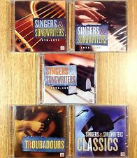 TIME LIFE Singers & Songwriters 70-73 76-77 Troubadours & CLASSICS 9CD 126 SONGS